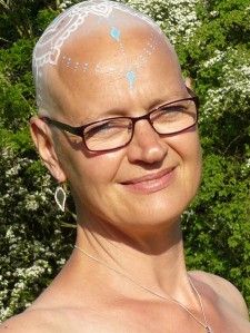 bald, bold, brave, courageous, Silvia Siret, OxISC, change, positive change